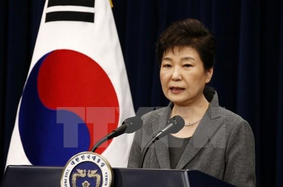 Hàn Quốc cố bắt giữ trợ lý Tổng thống Park ảnh 1