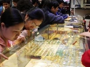 Sáng 12-7, vàng SJC vượt thế giới 4,8 triệu đồng ảnh 1