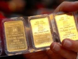 Đấu thầu 26.000 lượng vàng kéo giá giảm ảnh 1