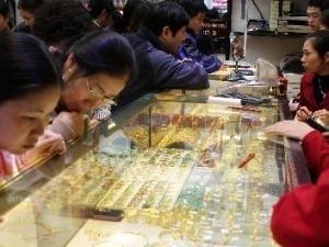 Sáng 18-5: Vàng thế giới tăng thu hẹp chênh lệch trong nước ảnh 1