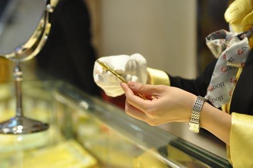 Từ 7-5, thuế xuất khẩu vàng trang sức 2% ảnh 1
