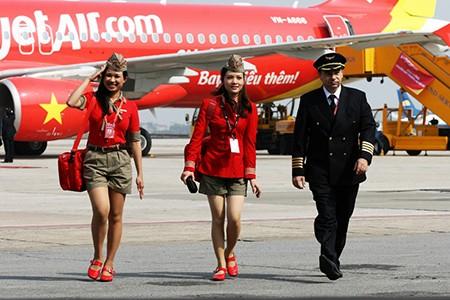 VietJet Air khuyến mại 100.000 vé siêu tiết kiệm ảnh 1