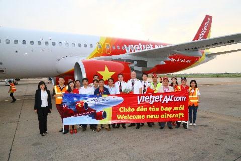 Đón tàu bay thứ 24, Vietjet tăng 1.500 chuyến bay ảnh 1