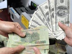 Giá USD trong ngân hàng giảm tiếp 30 đồng ảnh 1