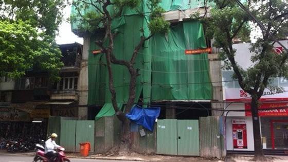 Kỷ luật thanh tra xây dựng vì nhà không phép ảnh 1