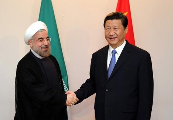 """Trung Quốc và """"ván cờ âm mưu"""" tại Trung Đông ảnh 1"""