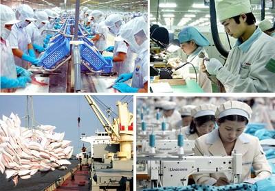 Việt Nam xếp thứ 7/10 nền kinh tế hàng đầu APEC ảnh 1