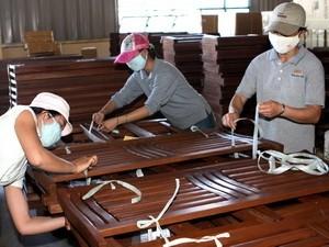 Xuất khẩu gỗ hướng mốc 4,9 tỷ USD ảnh 1