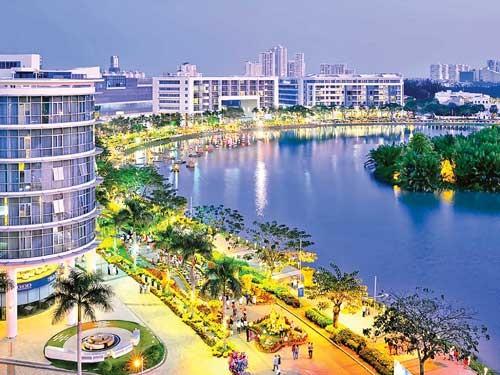 Nâng cao chất lượng sống đô thị ảnh 1