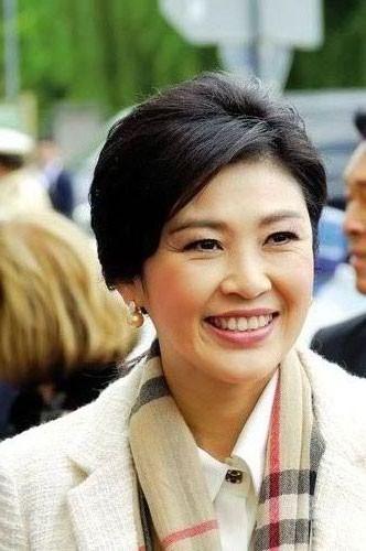 Yingluck Shinawatra-Hoa hồng trong mưa ảnh 1
