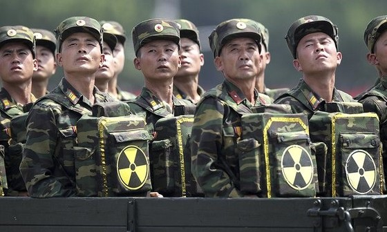 Triều Tiên sẵn sàng sử dụng vũ khí hạt nhân ảnh 1