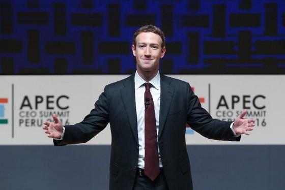 Mark Zuckerberg: 2 tuần - 5 tỷ ảnh 1