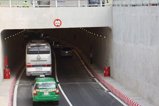 Thông xe nhánh hầm chui nút giao thông An Sương ảnh 1