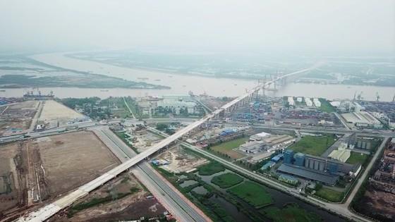 Hợp long cầu Bạch Bằng nối tỉnh Quảng Ninh và TP Hải Phòng ảnh 5