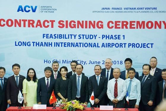 Báo cáo nghiên cứu khả thi dự án sân bay Long Thành sẽ hoàn thành vào tháng 6-2019 ảnh 2