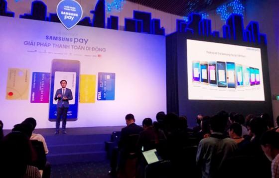 Giải pháp thanh toán di động Samsung Pay chính thức ra mắt ảnh 1