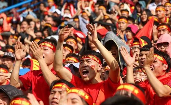 VinaPhone tặng 2,3 tỷ đồng cước điện thoại cho Đội tuyển U23 Việt Nam ảnh 1