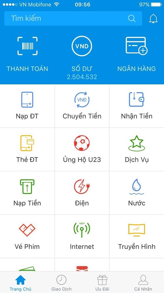 Cùng VNG ủng hộ Đội tuyển U.23 Việt Nam qua ZaloPay ảnh 1