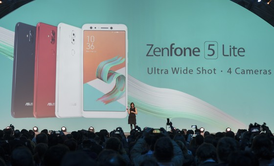 ASUS giới thiệu ZenFone 5 Series ảnh 2