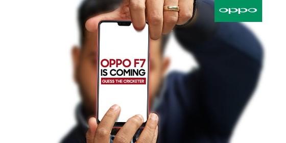 """Ngày 19-4, OPPO F7 """"màn hình tai thỏ"""" mới ra mắt ở Việt Nam ảnh 1"""