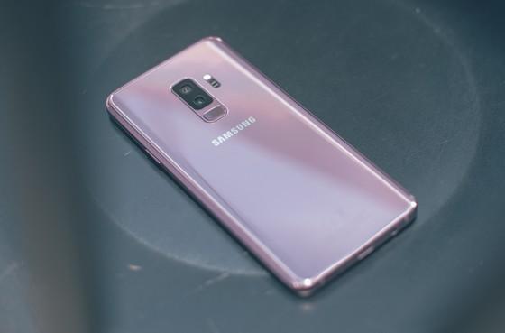 FPT Shop độc quyền bán Galaxy S9+ 128GB Lilac Purple  ảnh 1