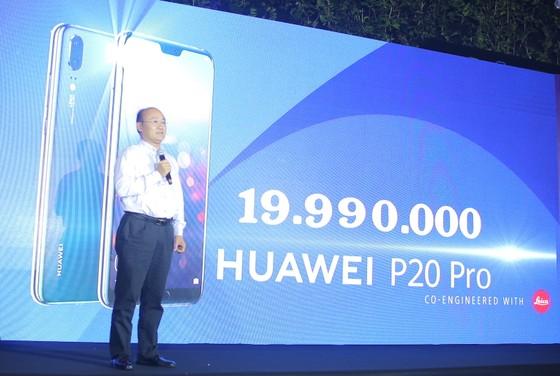 Huawei P20 Pro tập trung vào Camera ảnh 2