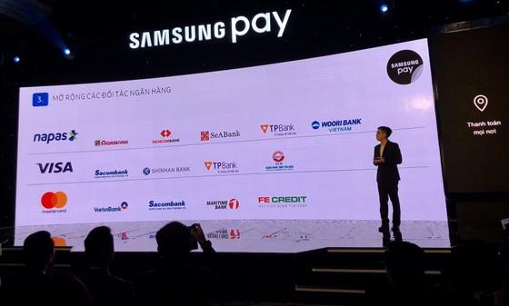 Samsung Pay thêm liên kết ngân hàng, thêm tính năng ảnh 1