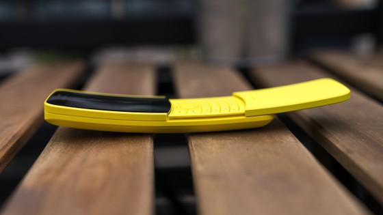 """Tậu ngay Nokia """"chuối"""" 8110 4G màu vàng   ảnh 3"""