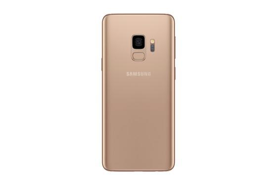 Samsung thêm Galaxy S9+ phiên bản Hoàng Kim ảnh 1
