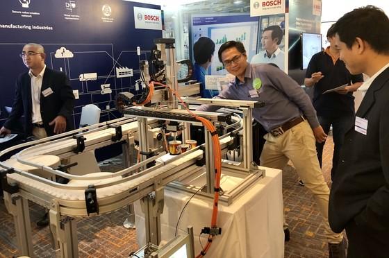 Bosch trình diễn giải pháp thông minh ảnh 2