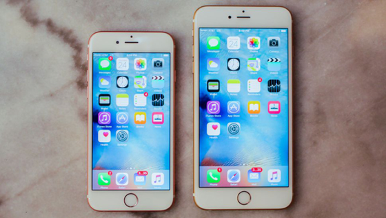 iPhone 6S, iPhone 7 Plus tiếp tục giảm giá ảnh 1