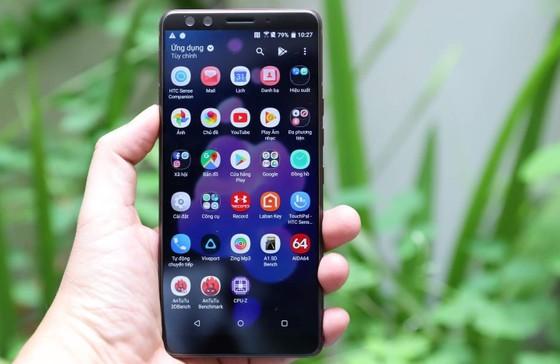 HTC U12 plus bán ở Hoàng Hà Mobile giá gần 20 triệu đồng ảnh 4