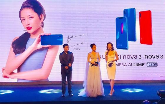 Chi Pu làm đại sứ sản phẩm Nova của Huawei ảnh 1