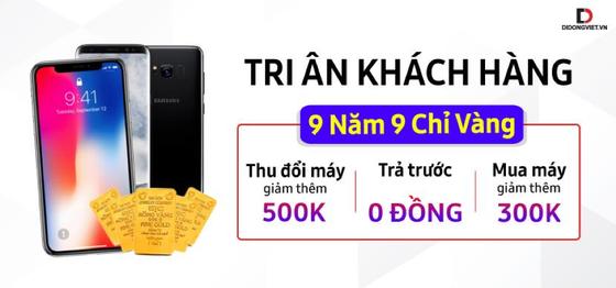 Phone 6S, 6S Plus trả trước 2 triệu, trúng 9 chỉ vàng 9999  ảnh 1