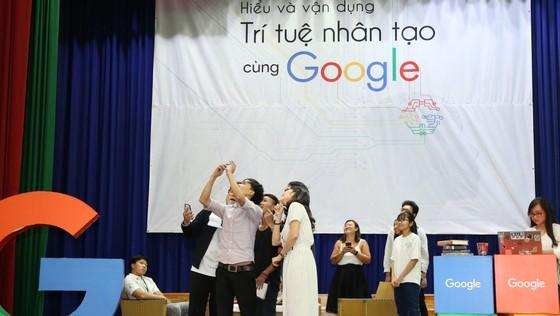 Trí tuệ nhân tạo mỗi ngày cùng Google ảnh 1