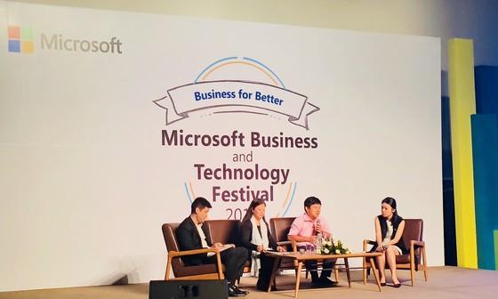 Microsoft đồng hành cùng doanh nghiệp Việt trong chuyển đổi số   ảnh 3