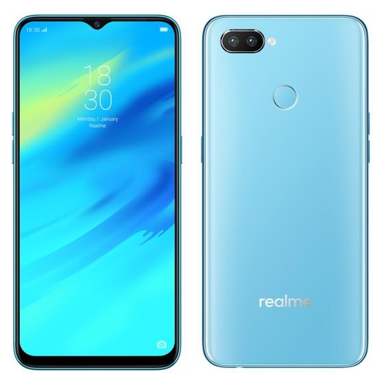 Realme xác nhận bán Realme 2 và Realme 2 Pro tại Việt Nam ảnh 1
