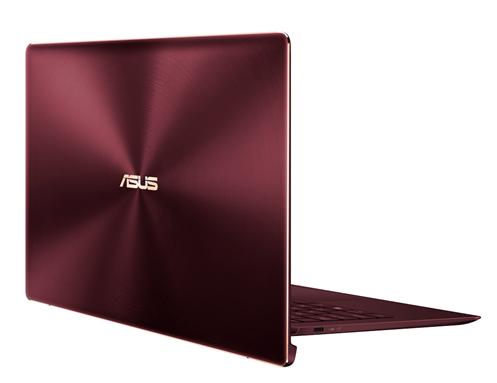 ASUS ZenBook S (UX391) ra mắt phiên bản Đỏ Burgundy  ảnh 2