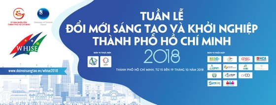 Bắt đầu các hoạt động của Tuần lễ Đổi mới sáng tạo và khởi nghiệp TPHCM năm 2018 ảnh 2