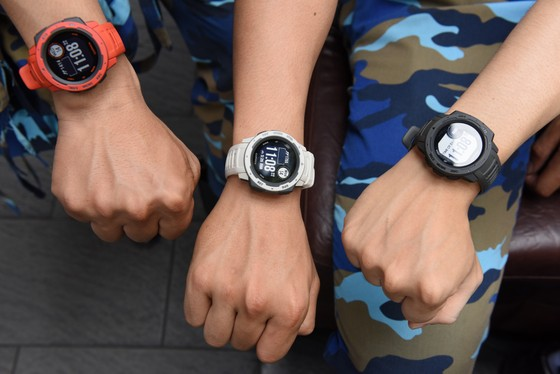Garmin ra mắt đồng hồ GPS đạt tiêu chuẩn quân đội    ảnh 2