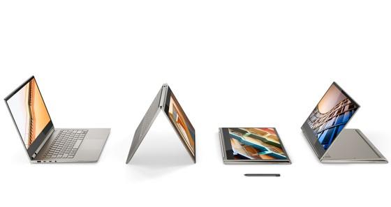 Laptop biến hình Yoga C930 giá 49 triệu đồng ảnh 1