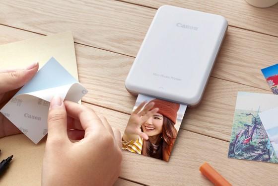 Canon Việt Nam giới thiệu chiếc máy in ảnh nhỏ nhất của hãng ảnh 1