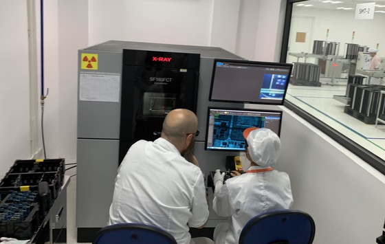 Nhà máy sản xuất di động Vsmart của Vingroup hiện đại đến đâu? - 249080