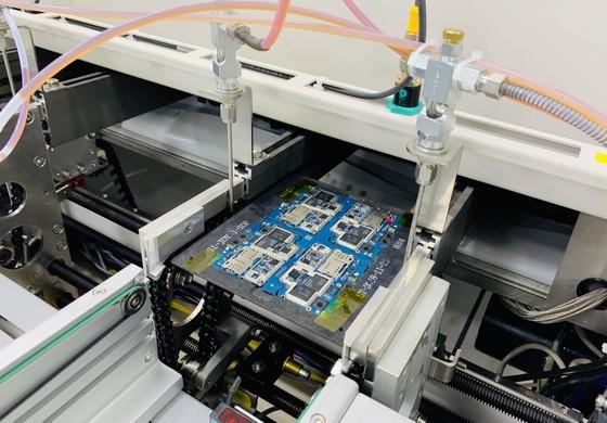 Nhà máy sản xuất di động Vsmart của Vingroup hiện đại đến đâu? - 249078
