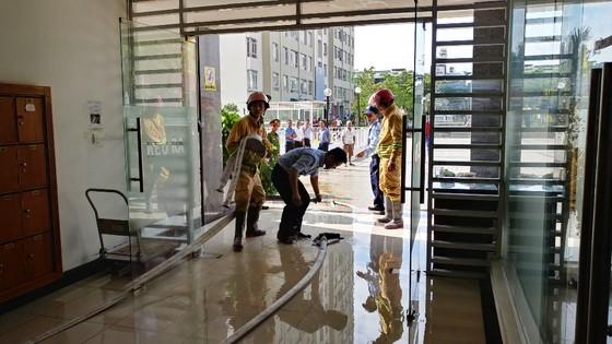 Khu căn hộ cao cấp Giai Việt (quận 8) vi phạm hàng loạt quy định về PCCC ảnh 2