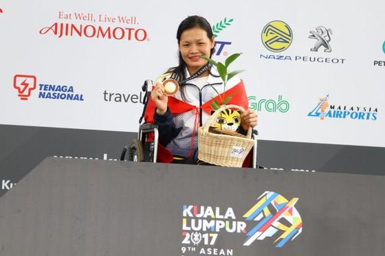 ASEAN Para Games 2017: Bích Như phá kỷ lục của chính mình