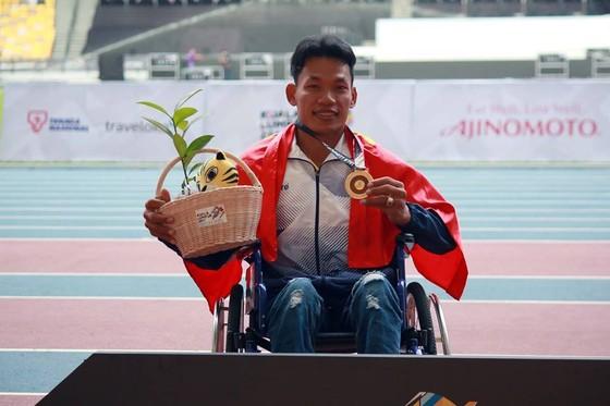 ASEAN Para Games 2017: Việt Nam vẫn xếp thứ 4 toàn đoàn ảnh 1