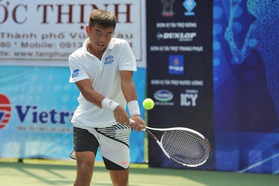 Lý Hoàng Nam tỏ ra quá mạnh so với các tay vợt còn lại trong nước