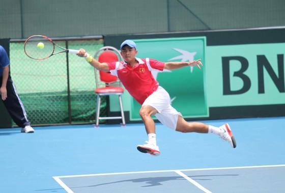 """Tay vợt """"cá tính"""" Trịnh Linh Giang trở lại đội tuyển quần vợt quốc gia ảnh 1"""