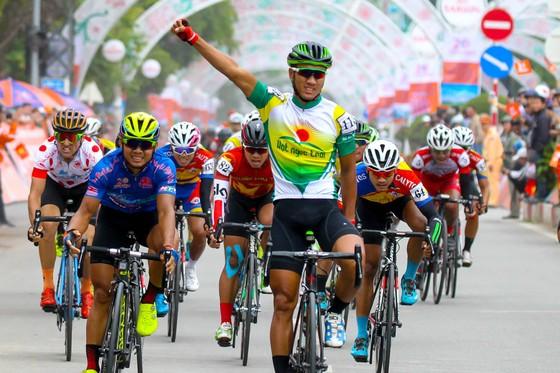 Nguyễn Thành Tâm lại giành chiến thắng tại Quảng Ngãi. Ảnh: HOÀNG HÙNG